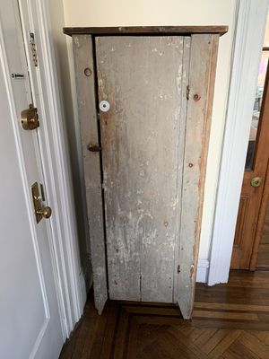 "Antique ""shabby chic"" hutch for Sale in Brooklyn, NY"