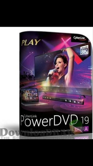 CyberLink PowerDVD Ultra 19 for Sale in New York, NY