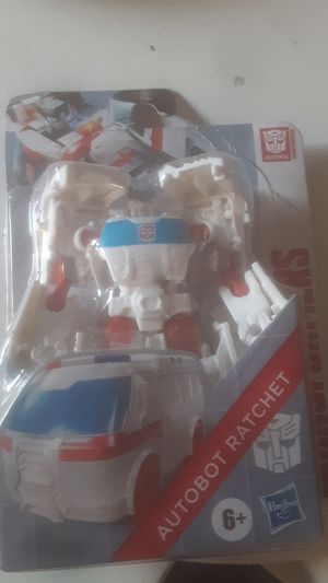 Transformers autobot ratchet for Sale in Wichita, KS