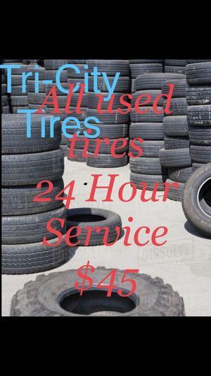 All used new tires for sale for Sale in Staten Island, NY