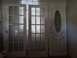 3 sets of French doors for Sale in Fort Meade, FL
