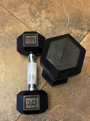 Weight set 10 lbs for Sale in San Diego, CA