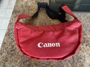 Vintage canon camera bag fanny pack for Sale in Phoenix, AZ