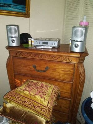 3 pc cd player with remote for Sale in Nashville, TN