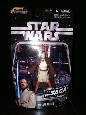 Star Wars Saga Collection Obi-Wan Kenobi. for Sale in Dallas, TX