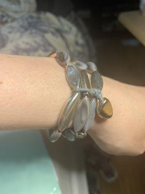 Stone marble bracelet for Sale in Fresno, CA
