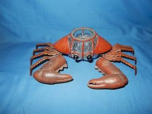 New crab candle holer for Sale in Rockville, MD