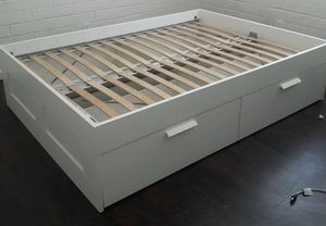 Price Negotiable - Queen Bed Frame for Sale in Stockton, CA