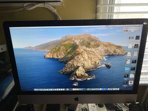 "iMac 27"" late 2013 i5 32GB of ram 1TB ssd runs like new. for Sale in San Fernando, CA"