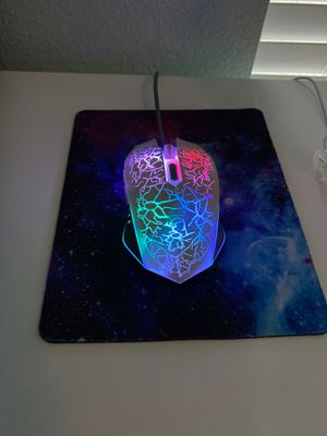 Mouse and Mouse Pad for Sale in Cypress, TX
