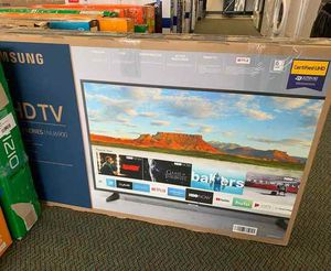 "NEW SAMUNG SERIES 6 50"" TV M 45F for Sale in Georgetown, TX"