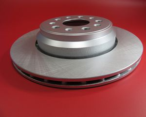 Maserati Ghibli Quattroporte rear brake disc rotor smooth Premium Quality for Sale in Aventura, FL