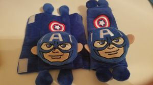 Captain america seat belt cover for Sale in Lewis McChord, WA