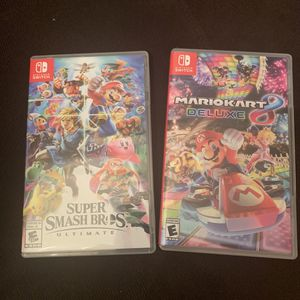 Nintendo Switch games for Sale in LUTHVLE TIMON, MD