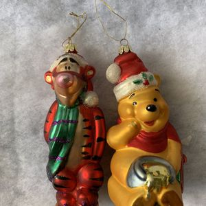 Tiger And Pooh Christmas Ornament for Sale in Miami, FL