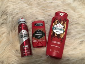 Old spice bundle for Sale in Brownstown Charter Township, MI
