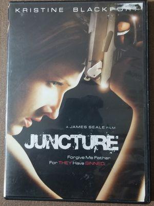 Juncture DVD movie stars Kristine Blackport for Sale in Three Rivers, MI