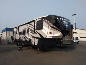 2021 Heartland Cyclone 4115 for Sale in Arlington, WA