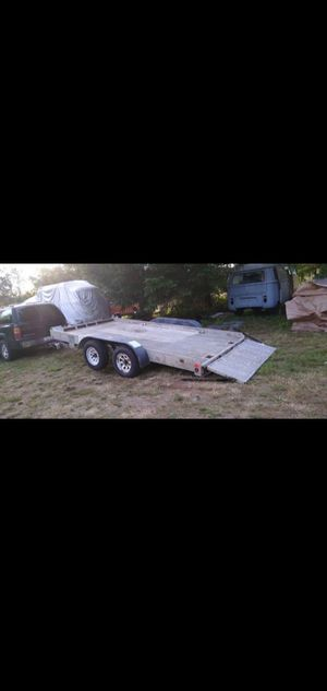 Aluminum trailer for Sale in Bonney Lake, WA