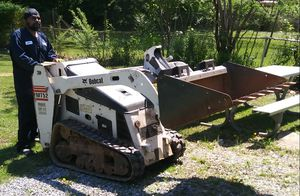 BobCat Rental for Sale in Oxon Hill, MD