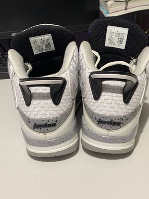 Air Jordan Retro dub zero off court shoes for Sale in Wichita, KS