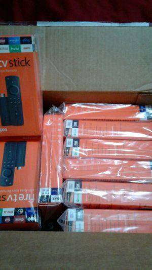 Amazon fire tv stick / fire tv stick 4K for Sale in Miami, FL
