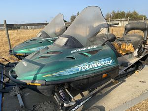 Snowmobiles with trailer. $1700 OBO for Sale in Brentwood, CA
