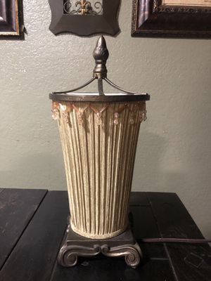 Vintage Lamp for Sale in Rancho Cucamonga, CA