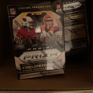 2020 Panini PRIZM FOOTBALL BLASTER for Sale in Fontana, CA