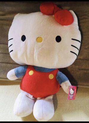 New Hello Kitty plushie for Sale in Lynwood, CA