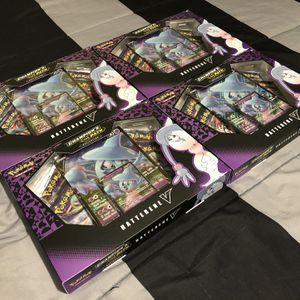 Pokemon Champion's Path Hatterene V Collection Box Sealed for Sale in Naples, FL