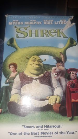 Shrek movie for Sale in El Monte, CA