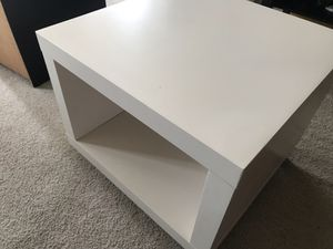 Ikea night table (with wheels) for Sale in San Francisco, CA