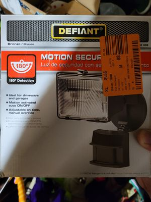 Defiant Motion Security Light for Sale in Downers Grove, IL