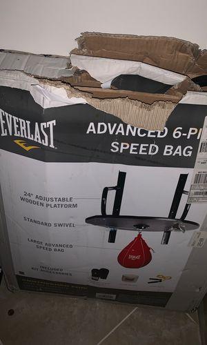 Speed bag for Sale in Miramar, FL