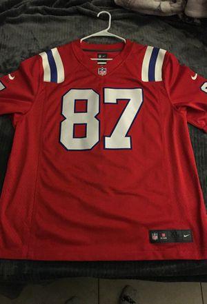 Nike Men's Rob Gronkowski Patriots Jersey for Sale in Glendora, CA
