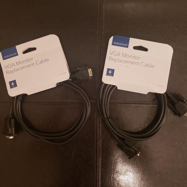 Insignia VGA cable
