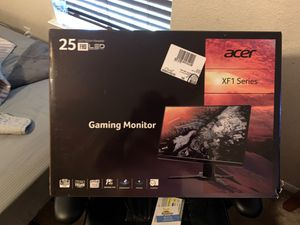 like new acer gaming monitor for Sale in Selma, TX