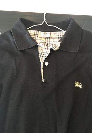 Burberry Long Sleet Shirt for Sale in San Diego, CA