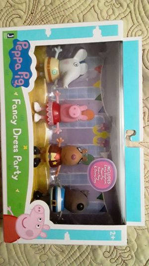PEPPA PIG & PARTY FRIENDS FIGURES NEW TOYS $15 ✔✔✔ PRICE IS FIRM✔✔✔ for Sale in South Gate, CA