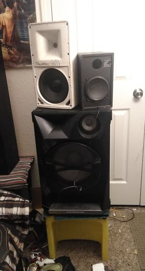 Sony home theater speakers for Sale in Lincoln, NE