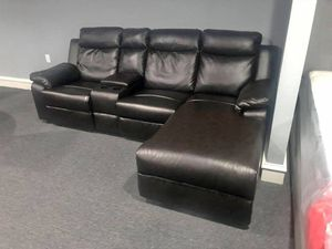 New Brown Recliner Sectional for Sale in Austin, TX