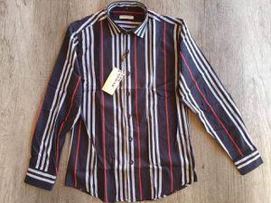 New mens Burberry dress shirts for Sale in San Fernando, CA