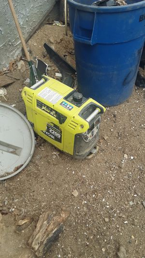 Generator works great for Sale in Philadelphia, PA