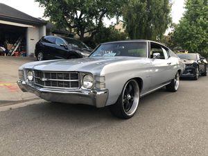 1971 Chevelle for Sale in Pleasanton, CA