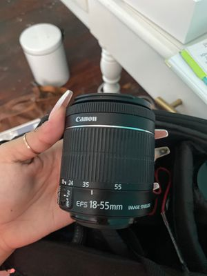 Canon lens for Sale in Austell, GA