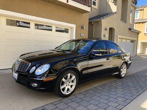 2007 Mercedes E350 very clean!! for Sale in Santa Clara, CA