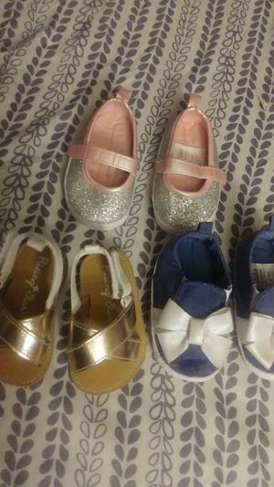 Baby Girl Shoes for Sale in Fontana, CA