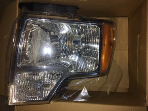2009-2014 Ford F-150 Replacement Headlight, Left Side for Sale in Bowie, MD