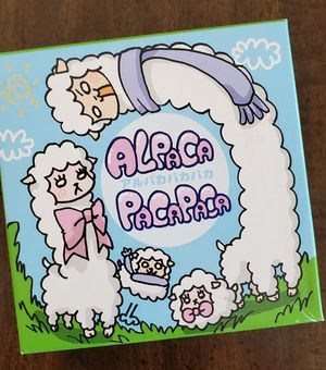 Alpaca Pacapaca board game for Sale in Tempe, AZ
